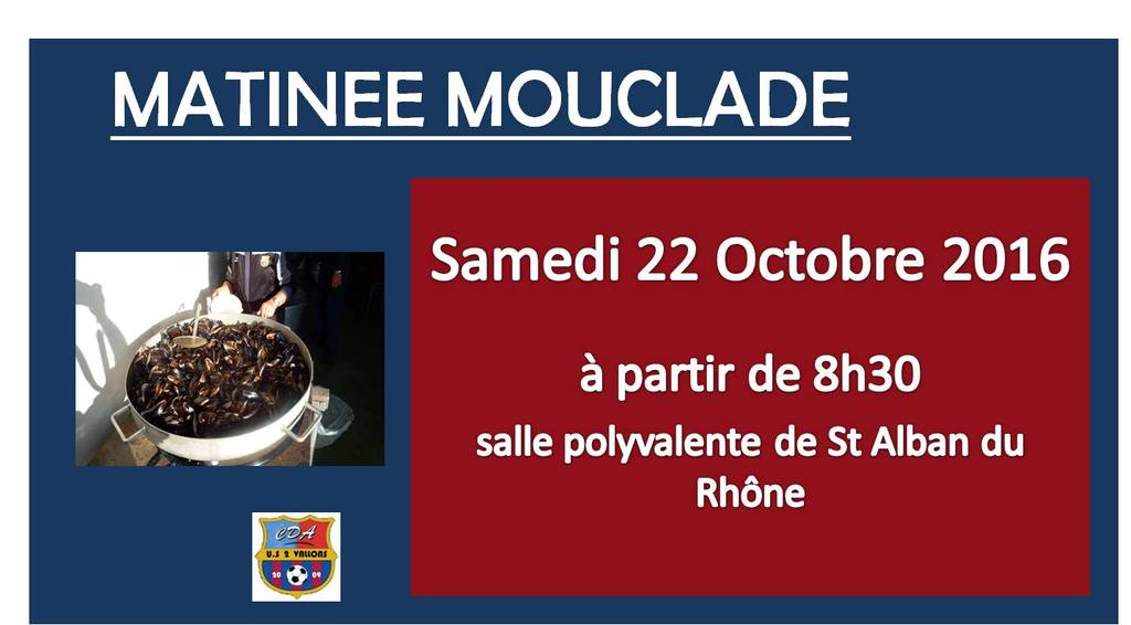MATINEE MOUCLADE